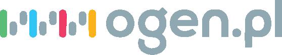 Logotyp marki OGEN